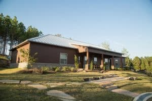 Cabin Accommodations at Oxford Addiction Treatment Center