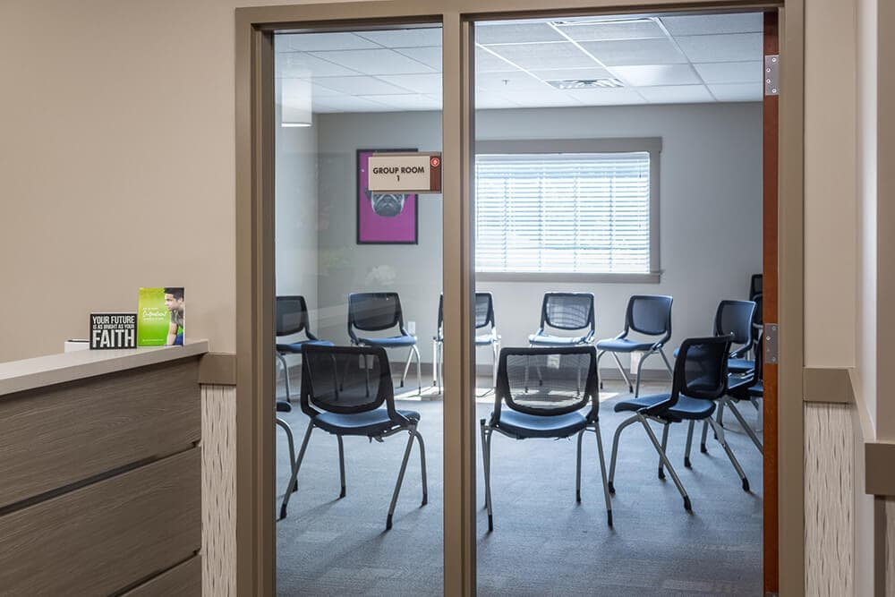 outpatient services meeting room