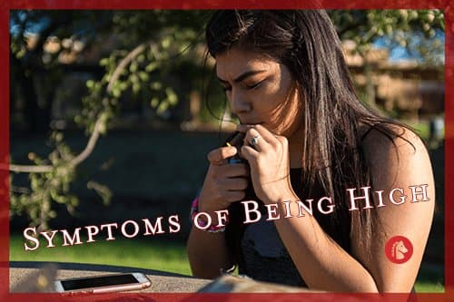 symptoms-of-being-high